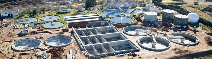 Acuaes licita las obras de un nuevo colector de 1,7 kilómetros en Badajoz por 2,7 millones de euros