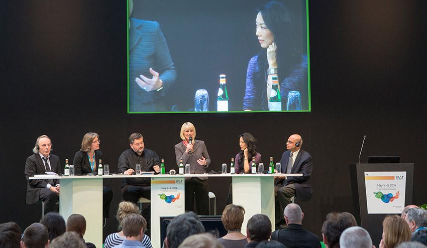 IFAT presenta un potente programa marco con conferencias y foros de debate de alto nivel