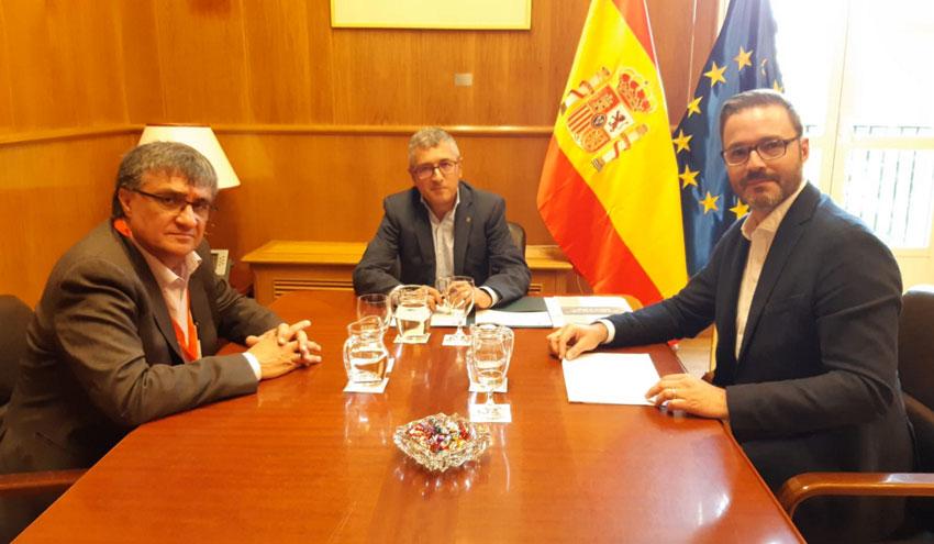 El Ministerio para la Transición Ecológica impulsará la construcción de la nueva depuradora de Palma