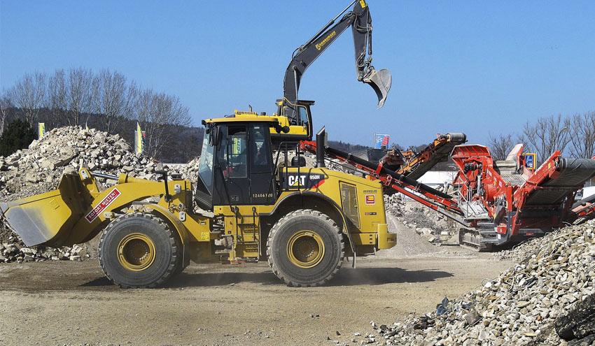 Los residuos de construcción son los grandes olvidados en el Anteproyecto de Ley de Residuos