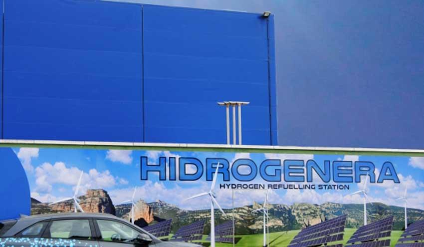La Fundación Hidrógeno Aragón participa en el proyecto europeo SH2E