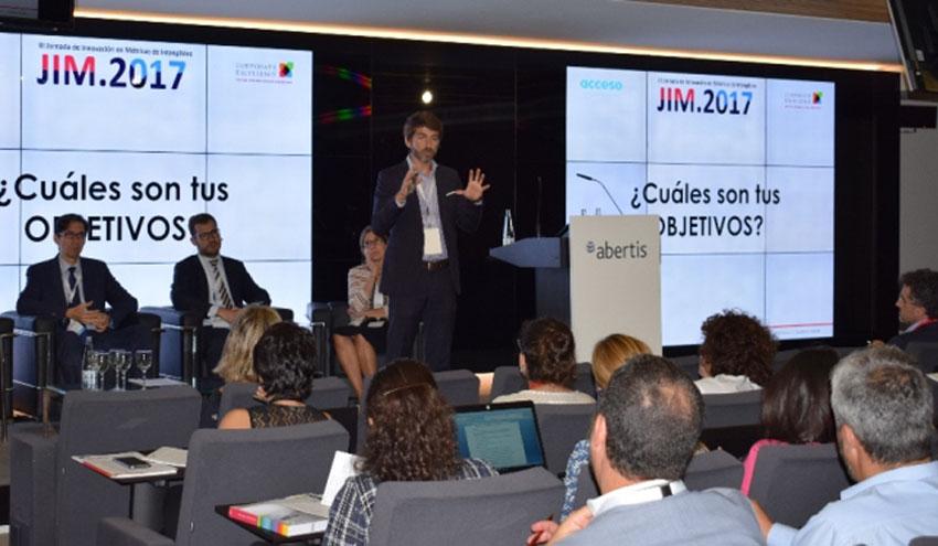 SUEZ Spain participa en una jornada sobre innovación en métricas de intangibles