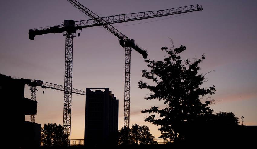 Una mayor circularidad en el sector de la construcción supone menos emisiones de efecto invernadero