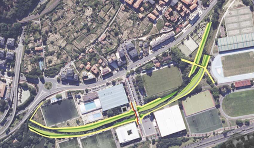 URA arrancará en diciembre las obras para la mejora hidráulica de la zona de Fadura