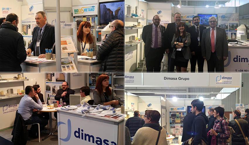 Dimasa Grupo cierra con gran éxito su participación en SMAGUA 2016