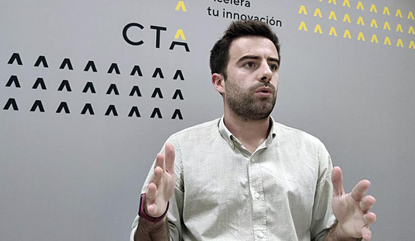 """José Díaz: """"El potencial de mi investigación son los estudios que se pueden realizar a partir del modelo desarrollado"""""""