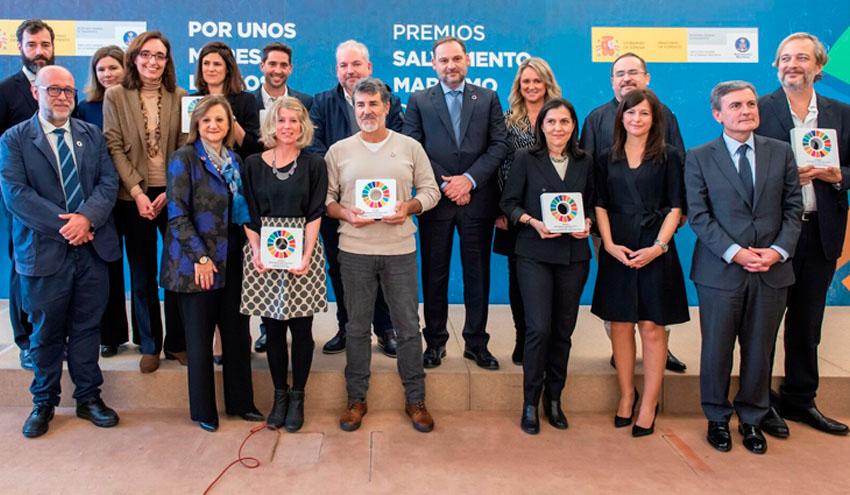 Salvamento Marítimo convoca la cuarta edición de los Premios OSD14 #MaresLimpios
