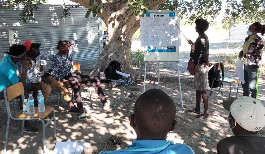 Incatema completa la formación del proyecto Cuvelai (Angola)