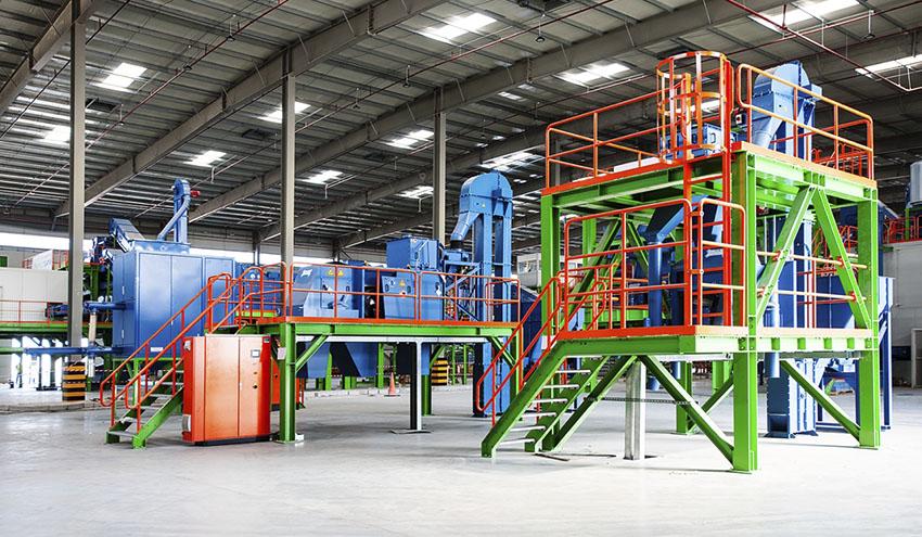 STADLER refuerza su oferta de sistemas de reciclaje con la compra de weeeSwiss Technology AG