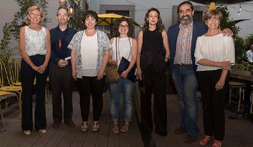 """Entregados los premios del I Certamen de Relatos """"Fundación para la Economía Circular"""""""