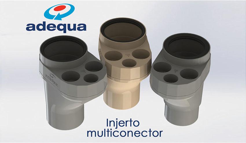 El multiconector adequa: reconocido como producto más innovador de Castilla-La Mancha