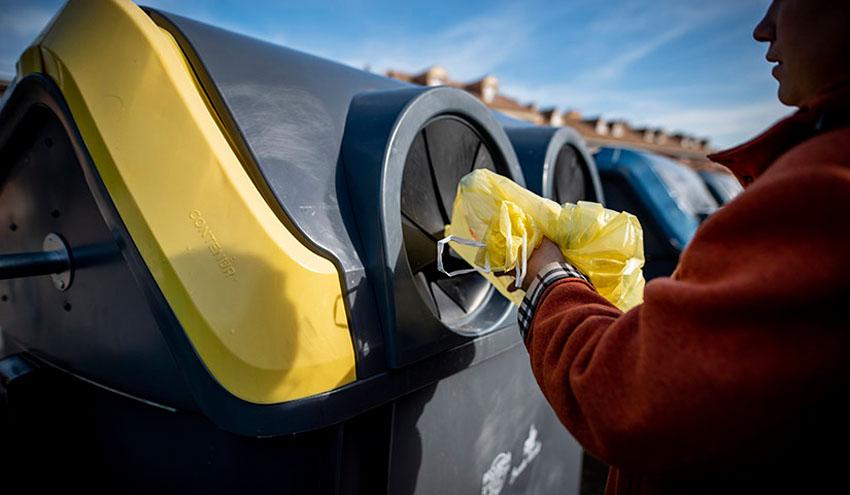 La recogida separada de residuos domésticos continúa creciendo en la Región de Murcia