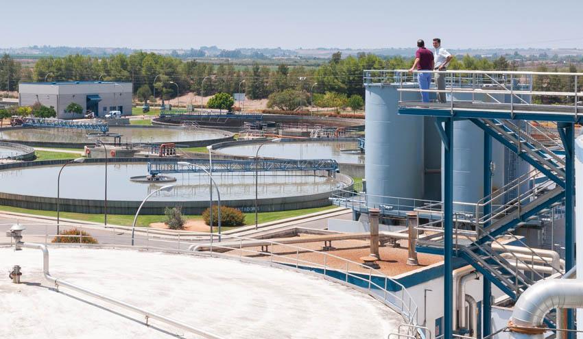 Puertas abiertas en depuradoras andaluzas para celebrar el Día Mundial del Agua con los ciudadanos