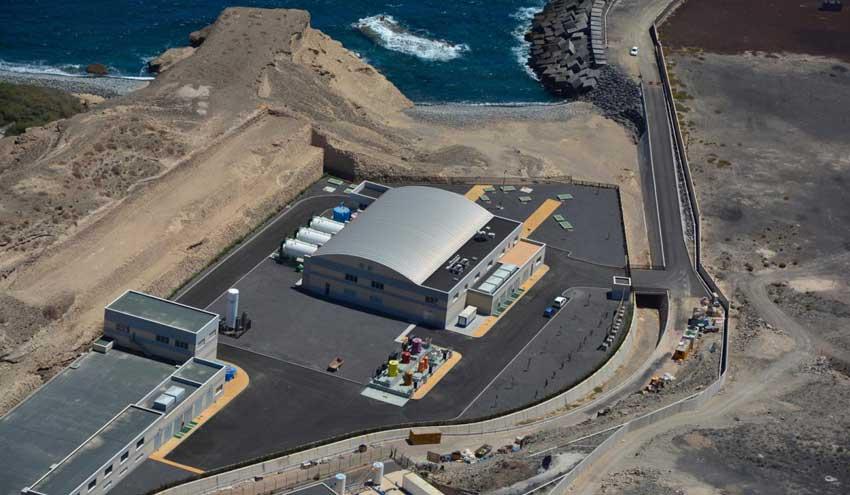 Canarias convoca subvenciones para plantas potabilizadoras por 8,5 millones de euros
