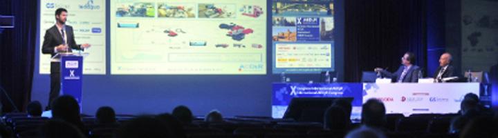 Aqualogy presenta sus soluciones en desalación, reutilización y eficiencia energética durante el X Congreso AEDyR
