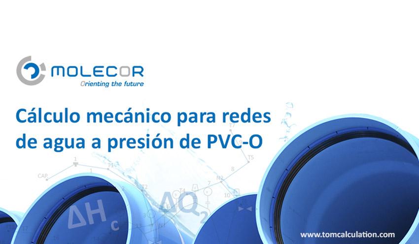 Webinar: Cálculo mecánico para redes de agua a presión de PVC-O