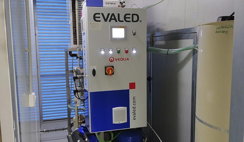 La tecnología EVALED® de Veolia permite al Hospital Galdakao reducir su factura de gestión externa de residuos