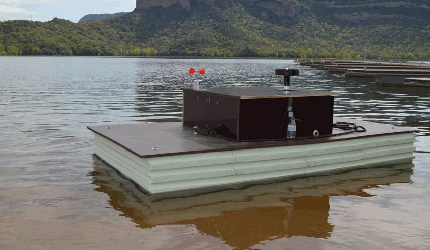 Un estudio confirma el impacto del cambio climático en el latido de lagos y embalses