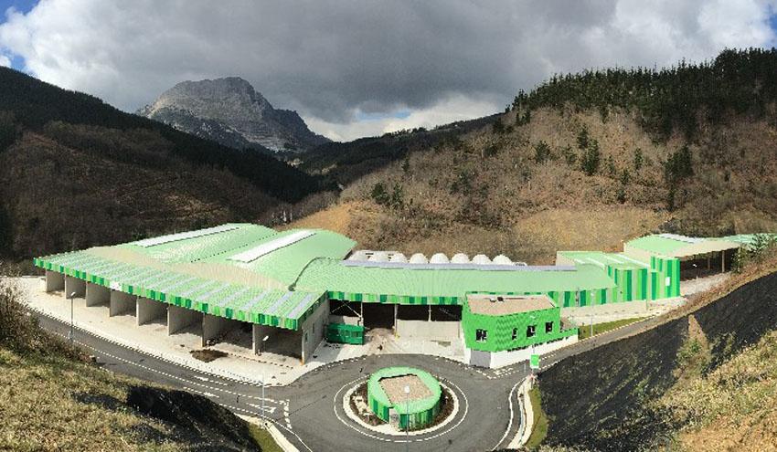 El Consorcio de Residuos de Gipuzkoa prorroga su convenio con Bizkaia