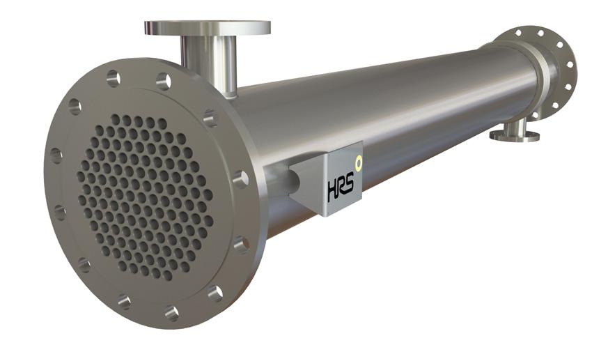 Transferencia térmica optimizada en equipos más compactos