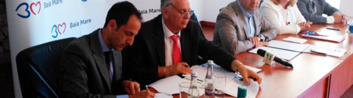 Tedagua mejorará las redes de agua de las siete principales ciudades de la provincia de Maramures en Rumanía