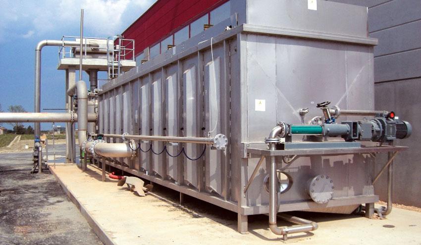 Papelera del Oria elige la tecnología Idraflot de Veolia para mejorar la calidad de vertido de su depuradora