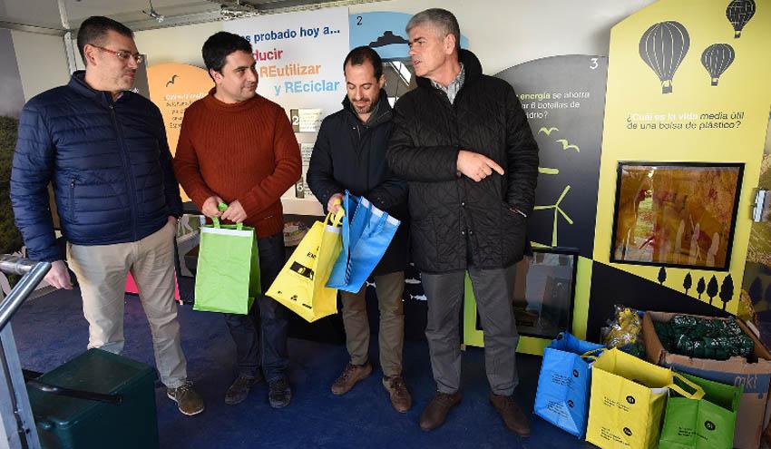 Los Ayuntamientos asturianos de Llanera y Siero impulsan el reciclaje con una campaña intensiva en abril