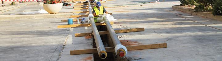 La red de calor con biomasa que construye REBI en Soria, seleccionada en los Proyectos Clima