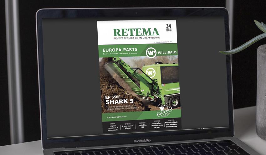 Lee ya la edición digital del número 233 Especial Bioenergía de RETEMA