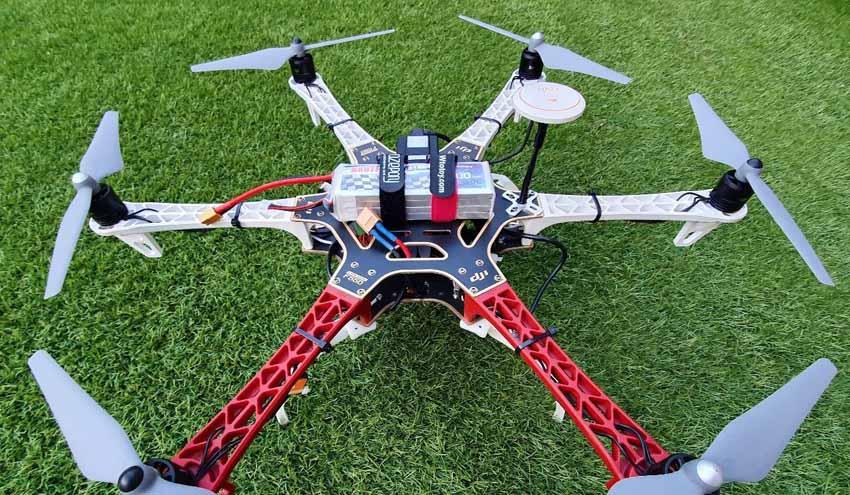 Drones para optimizar la productividad agrícola