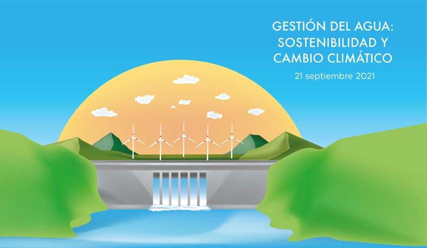 """AEAS participa en la jornada """"Gestión del agua: sostenibilidad y cambio climático"""" del CICCP"""