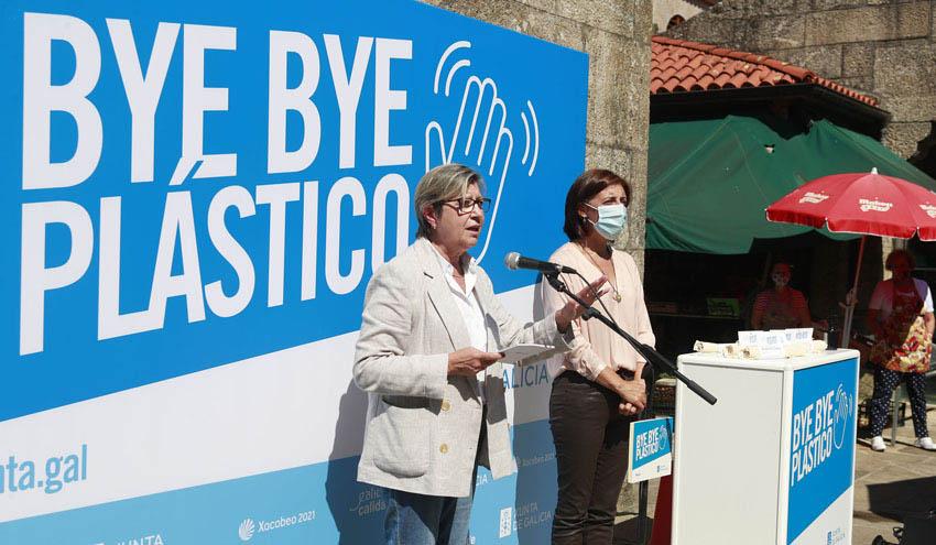 Galicia promueve la concienciación de la sociedad en la lucha contra los residuos plásticos