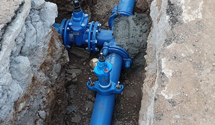 Un sistema de gestión activa de presiones reduce en un 68% las averías en la red de agua de Salamanca