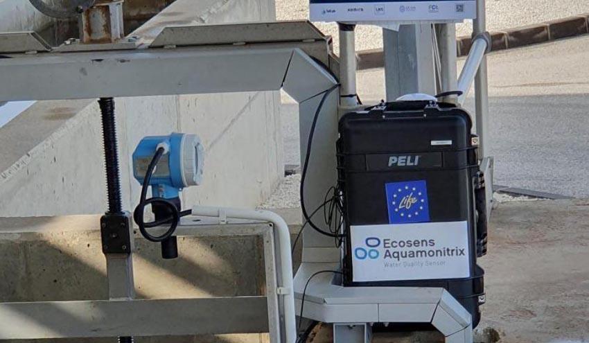 Un prototipo de bajo coste permite conocer en tiempo real la calidad de las aguas residuales
