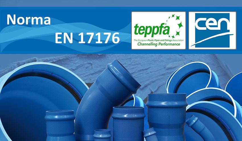 Primera norma europea para tuberías y accesorios de PVC-O