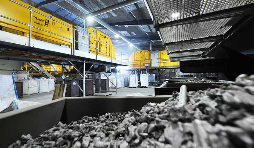 Aluminio verde gracias a la tecnología de separación