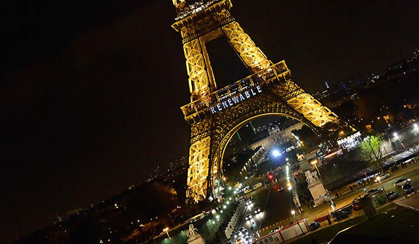 WWF: El Acuerdo de París abre el camino, pero se requieren más medidas urgentes