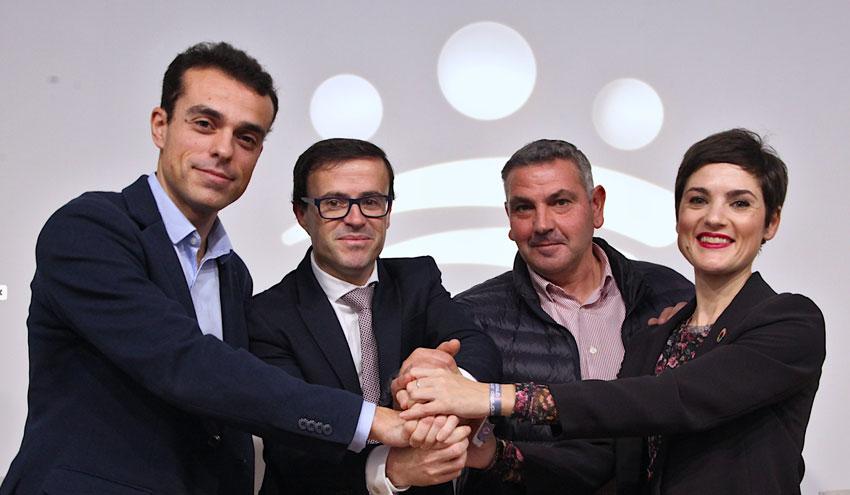 Apoyo de la Diputación de Badajoz al desarrollo de la planta de biogás de La Lapa