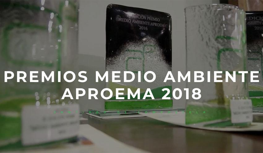 El sector Medioambiental gallego convoca la cuarta edición de los premios Medio Ambiente APROEMA