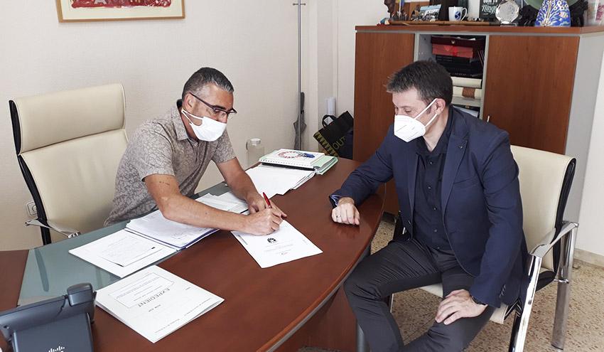 El municipio de Montserrat colabora con Global Omnium para el análisis de las aguas en busca de SARS-CoV-2
