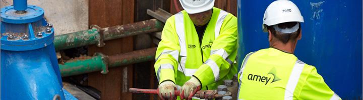 Ferrovial se adjudica a través de su filial Amey contratos de gestión de infraestructuras hidráulicas por 495 millones de euros en UK