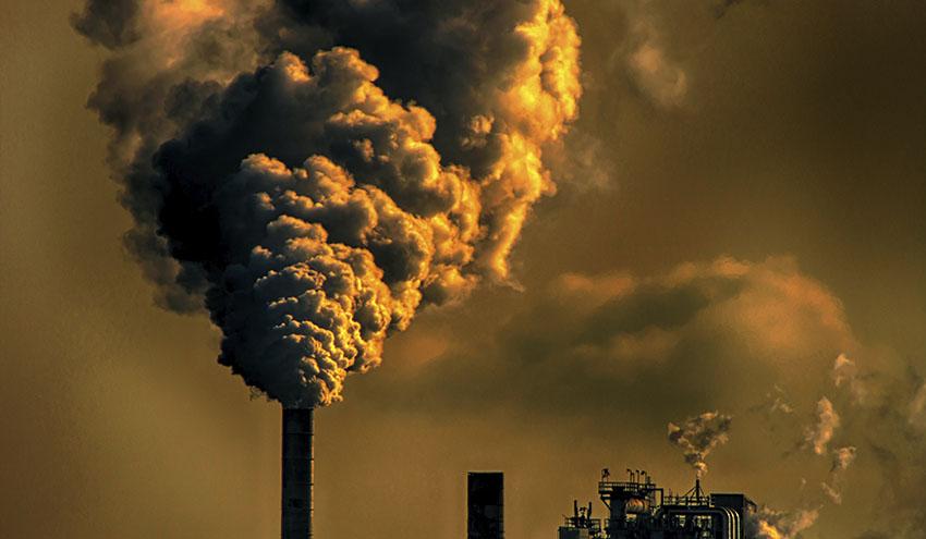 El creciente papel del ozono en el cambio climático