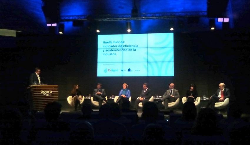 Presentada la primera plataforma sobre huella hídrica en España: EsAgua