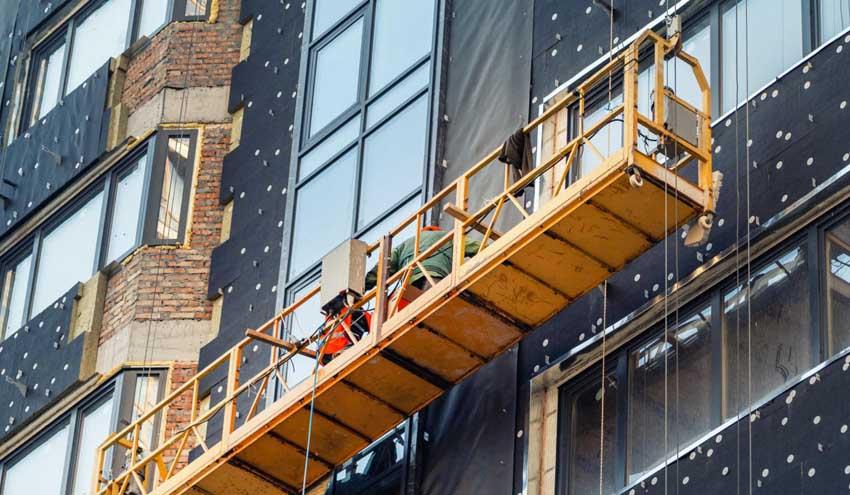 La construcción y rehabilitación sostenible de edificios, en el foco del Pacto Verde Europeo