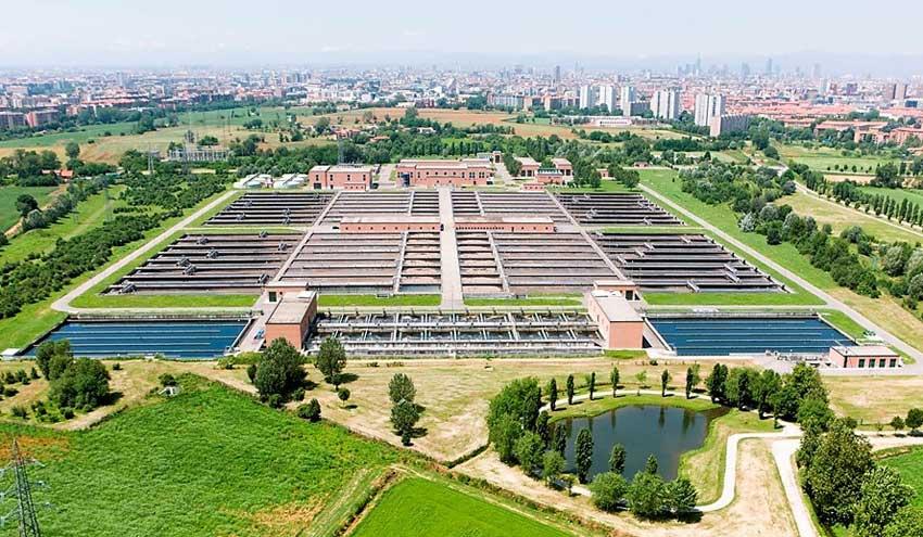 AQUAVISTA™ Plant de Veolia, elegida para la depuradora más importante de Milán