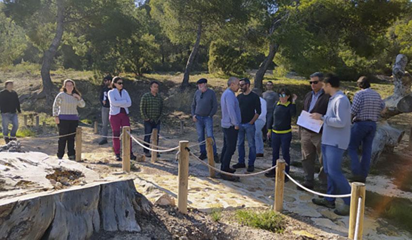 """""""Es necesario impulsar una red de investigación en gestión forestal para mitigar el impacto del cambio climático"""""""