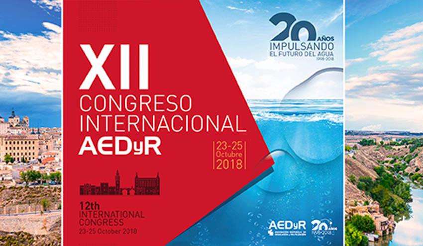 El presente y el futuro de la desalación en España se debatirá en Toledo del 23 al 25 de octubre