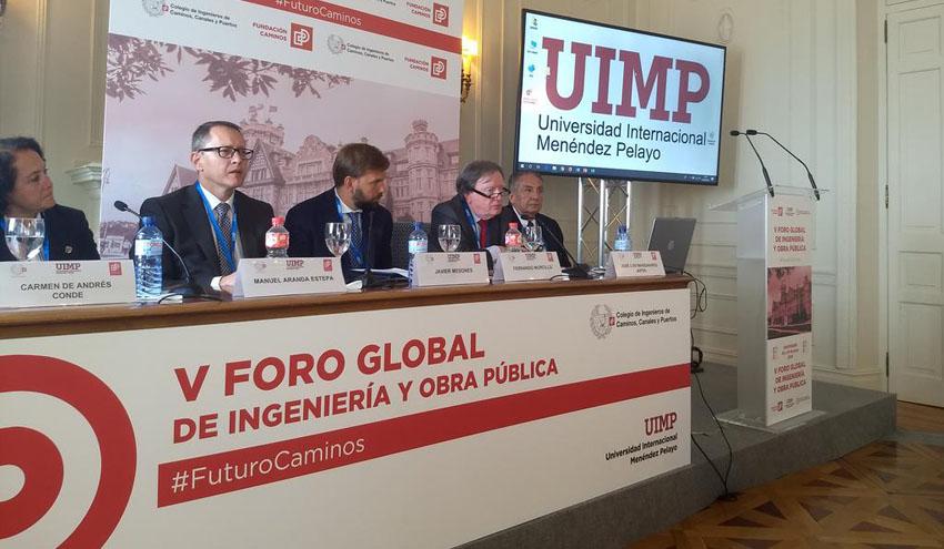 Fernando Morcillo resalta que la digitalización ayudará a mejorar la gestión y optimizar inversiones
