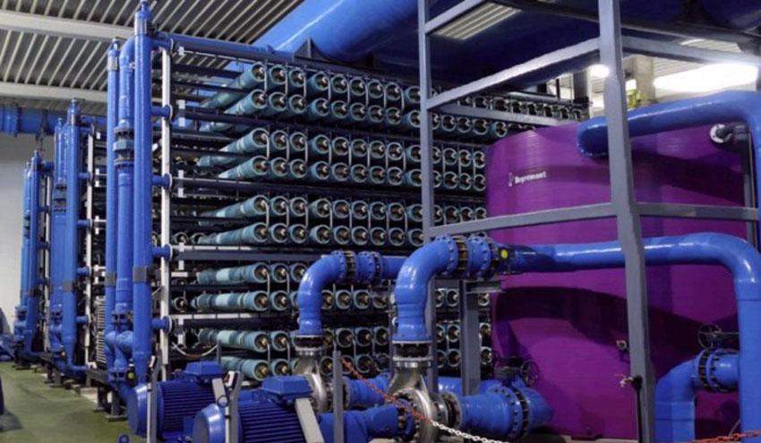 ABAQUA prorroga un año el servicio de mantenimiento de la desaladora de la Bahía de Palma