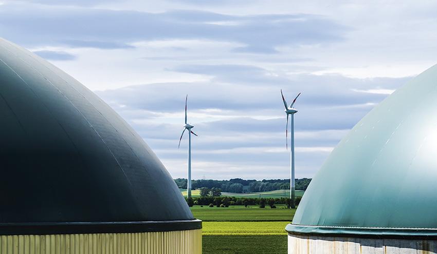 Gases renovables, una opción irrenunciable para la descarbonización